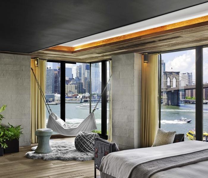 nachhaltige hotel new york