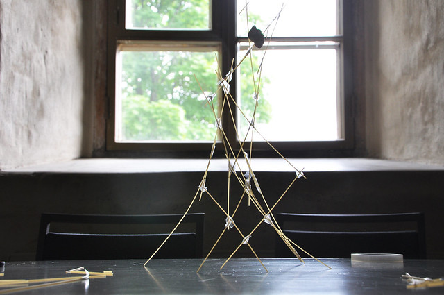 Promote Creativity, Marshmallow Challenge