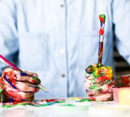 Promote creativity, CEO, children