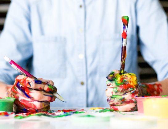 Kreativitaet foerdern, CEO, Kinder