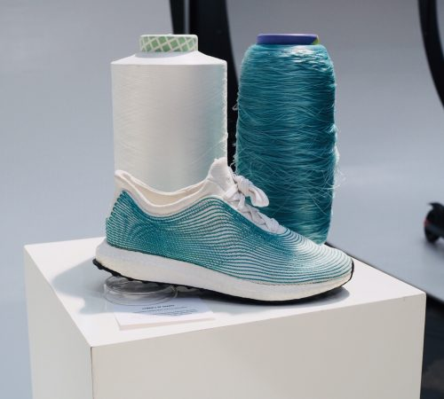 Sustainable Sneakers Adidas Parley