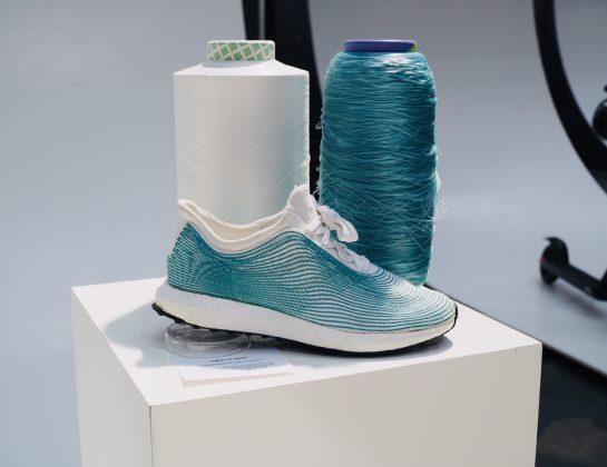 Nachhaltige Sneakers Adidas Parley