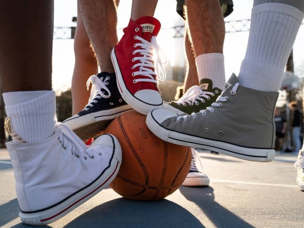 Various Ethletic sneakers