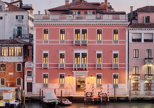 Sustainable Tourism, Bio-Hotels, NH Collection Venezia Palazzo Barocci Venice
