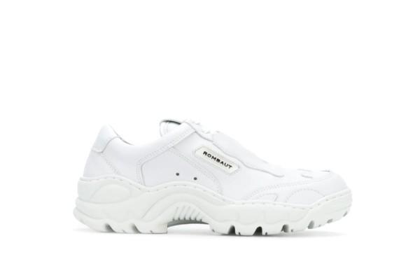 White Rombaut Boccaccio sneaker