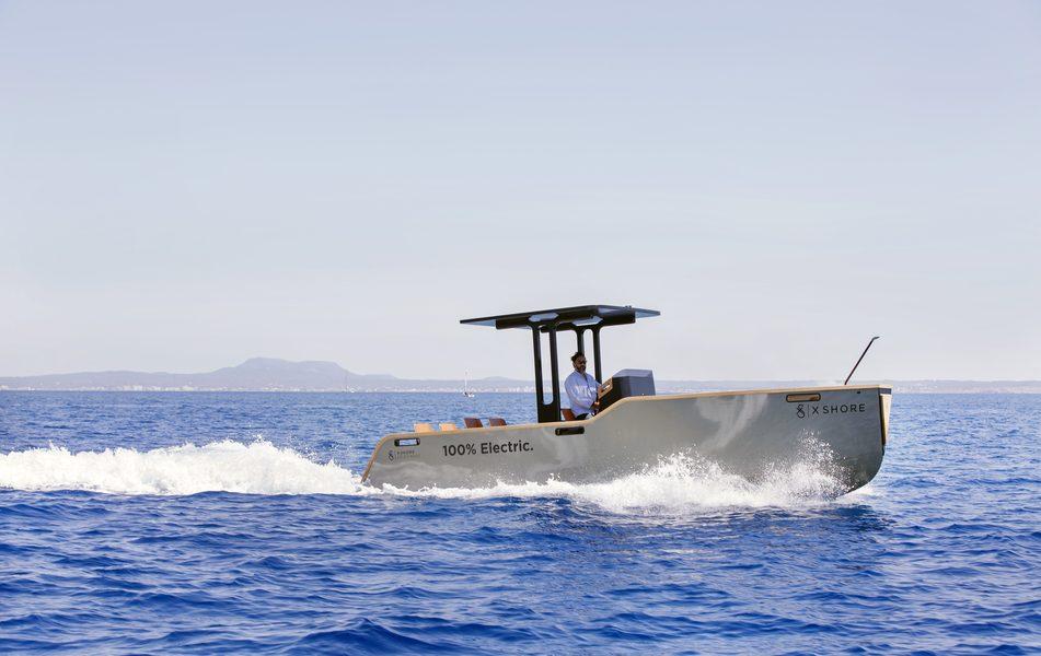 sustainable yacht, Xshore e-mobility