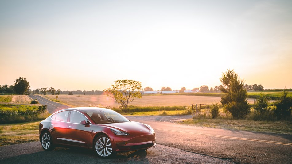 Mobility of the future Tesla