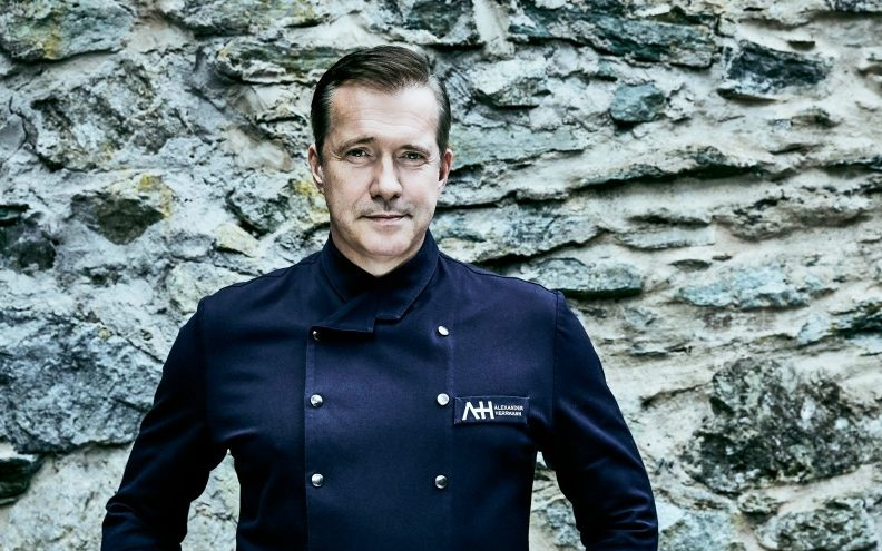 Star chef Alexander Herrmann on food trends, sophistication and the heart