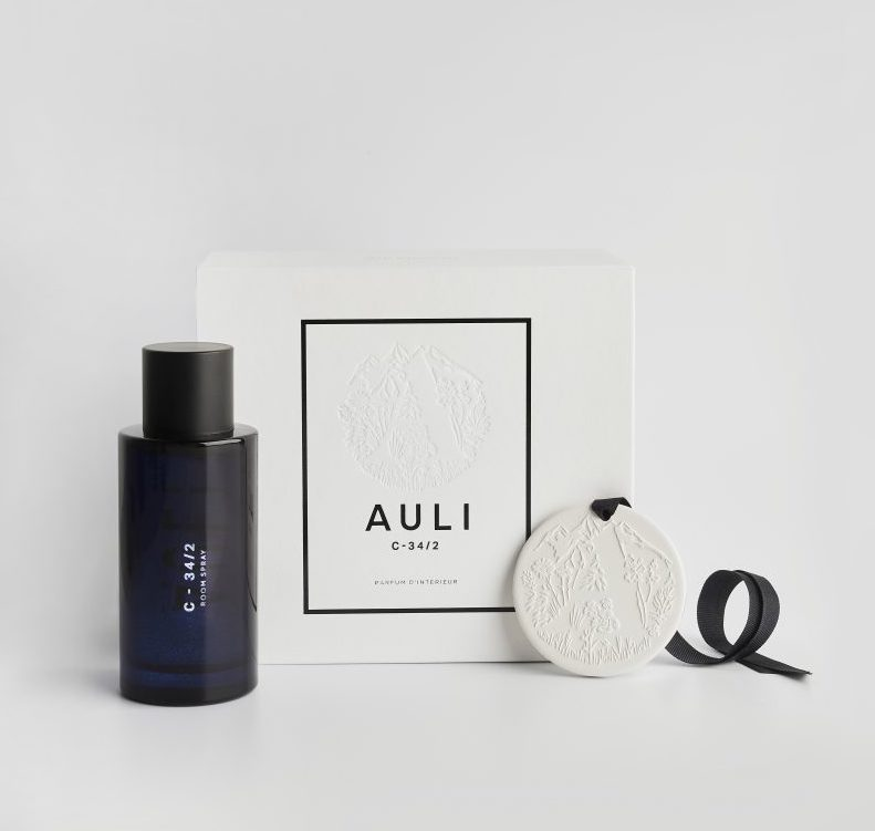 Auli candles and fragrances
