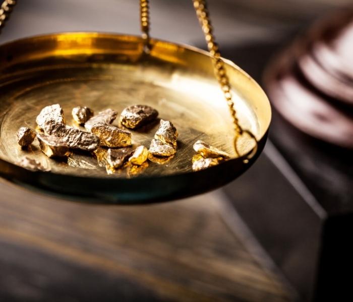 Ethisches Gold
