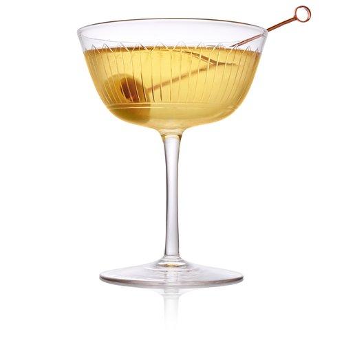 hyke gin matini cocktail