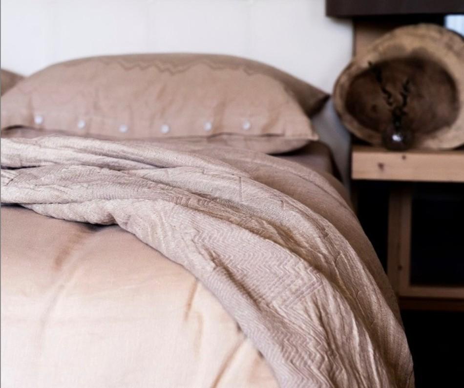 nachhaltige Bettwaesche