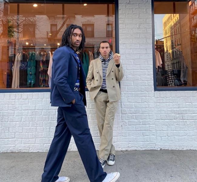 Nachhaltige Mode Herren