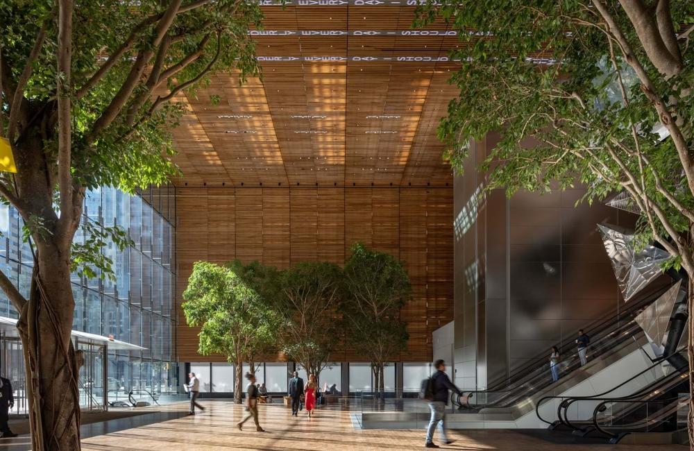 Foster and partner, nachhaltige  Architektur
