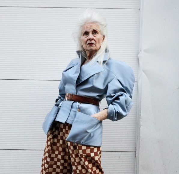 Vivienne Westwood Fashion Icon And Active Activism