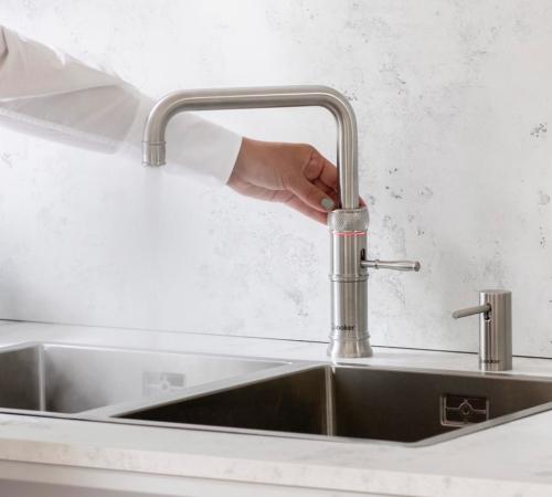 Nachhaltige Küchenhelfer - Wasserhahn