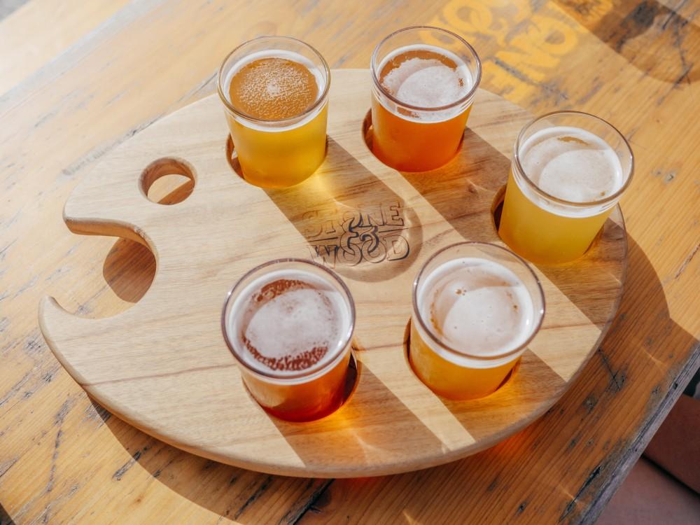 organic beer