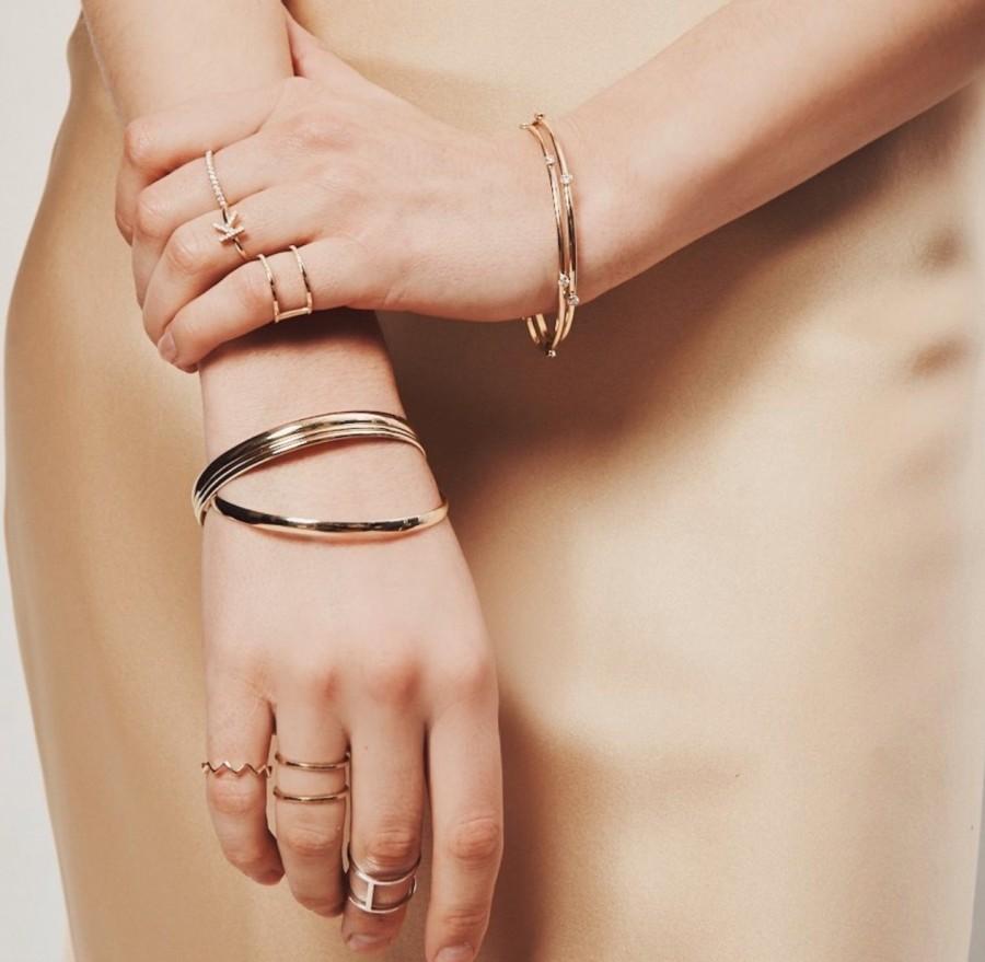 KBH laboratory diamond bracelet