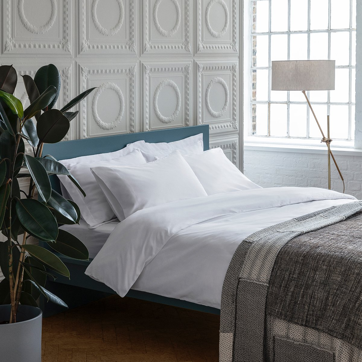 Rise and Fall bed linen made from certified cotton