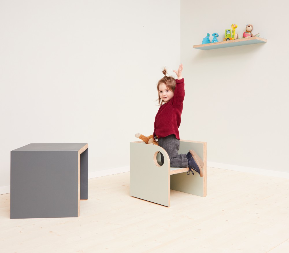Bekind sustainable furniture for children's rooms