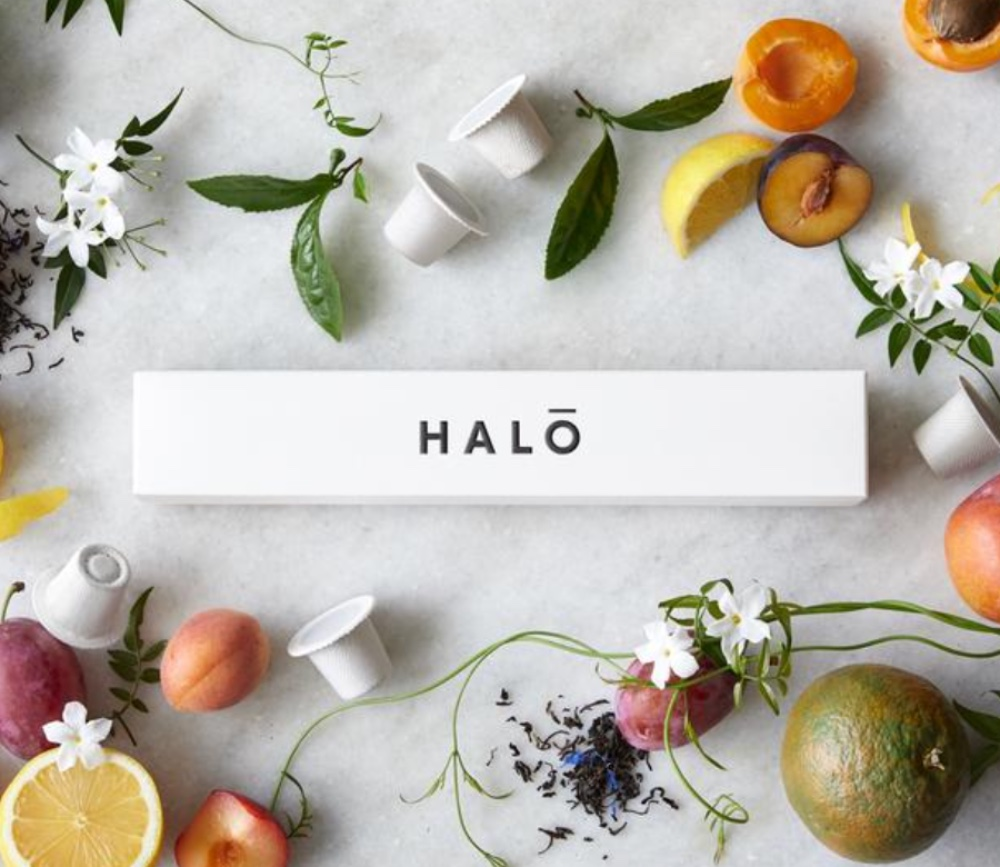 HALO COFFEE is compostable and biodegradable
