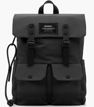 ecoalf sustainable backpack made of econyl