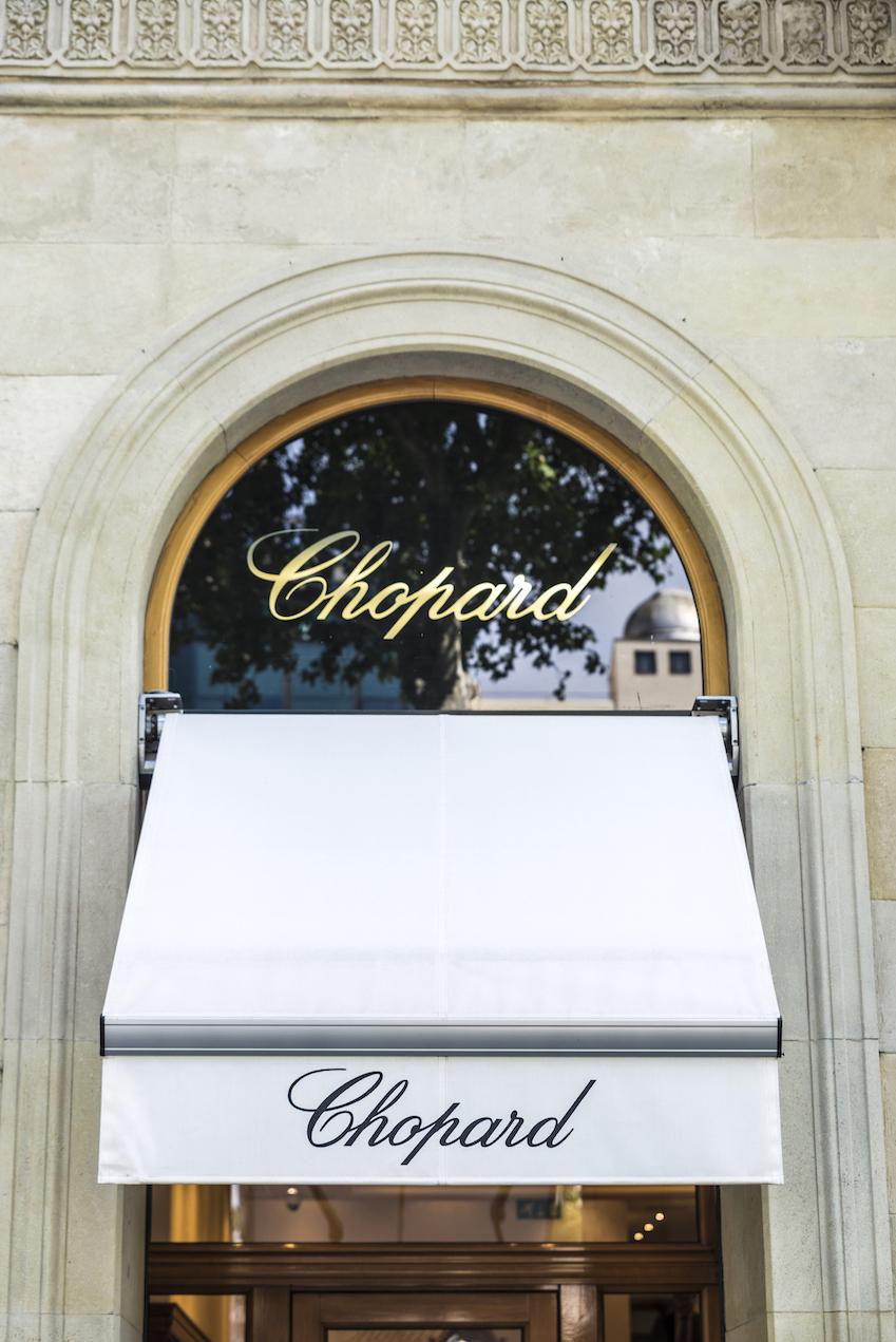 Chopard shop