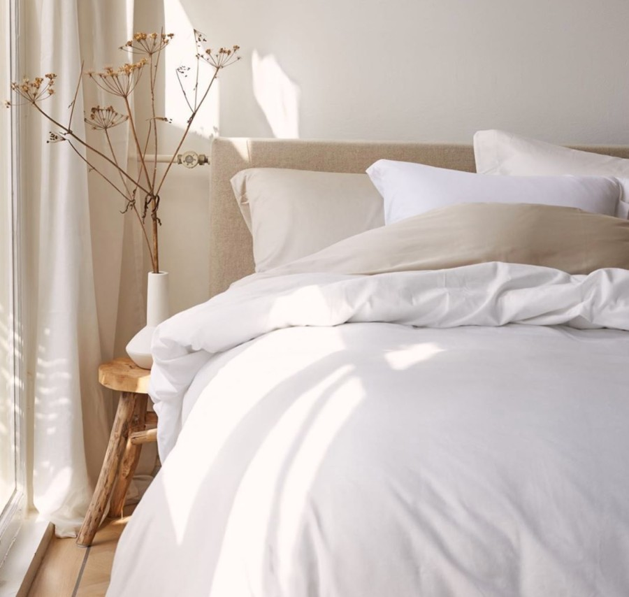 Yumeko sustainable bed linen