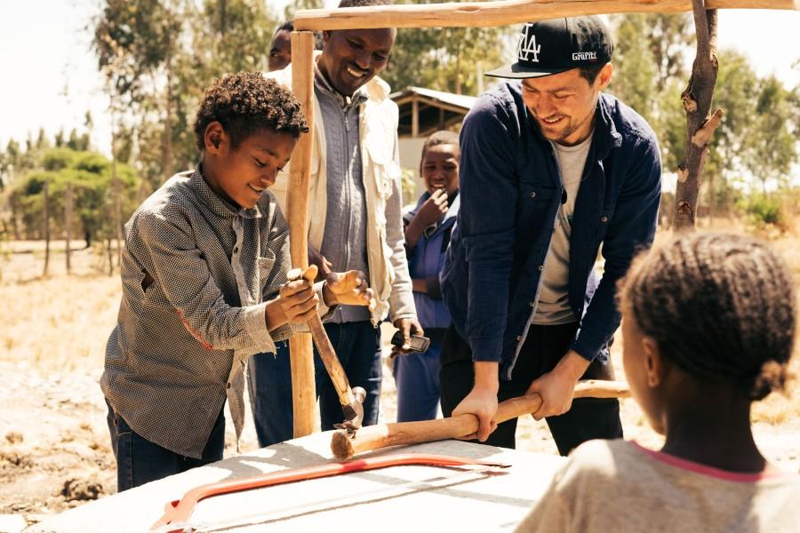 Aethopien Kinder hilfswerk
