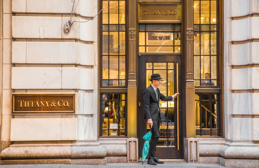 Kundenservice bei Tiffany and Co
