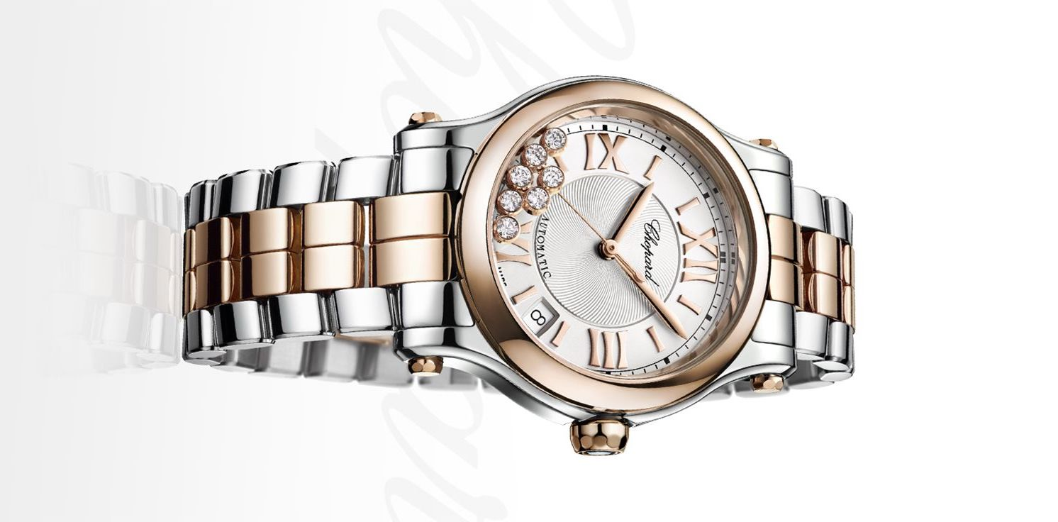 Sustainable luxury watch brands from chopard
