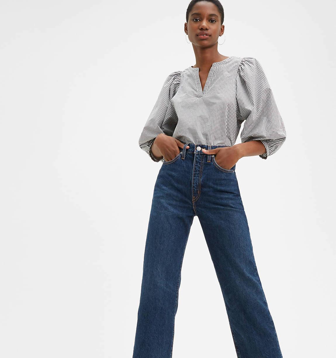 Levis hemp jeans