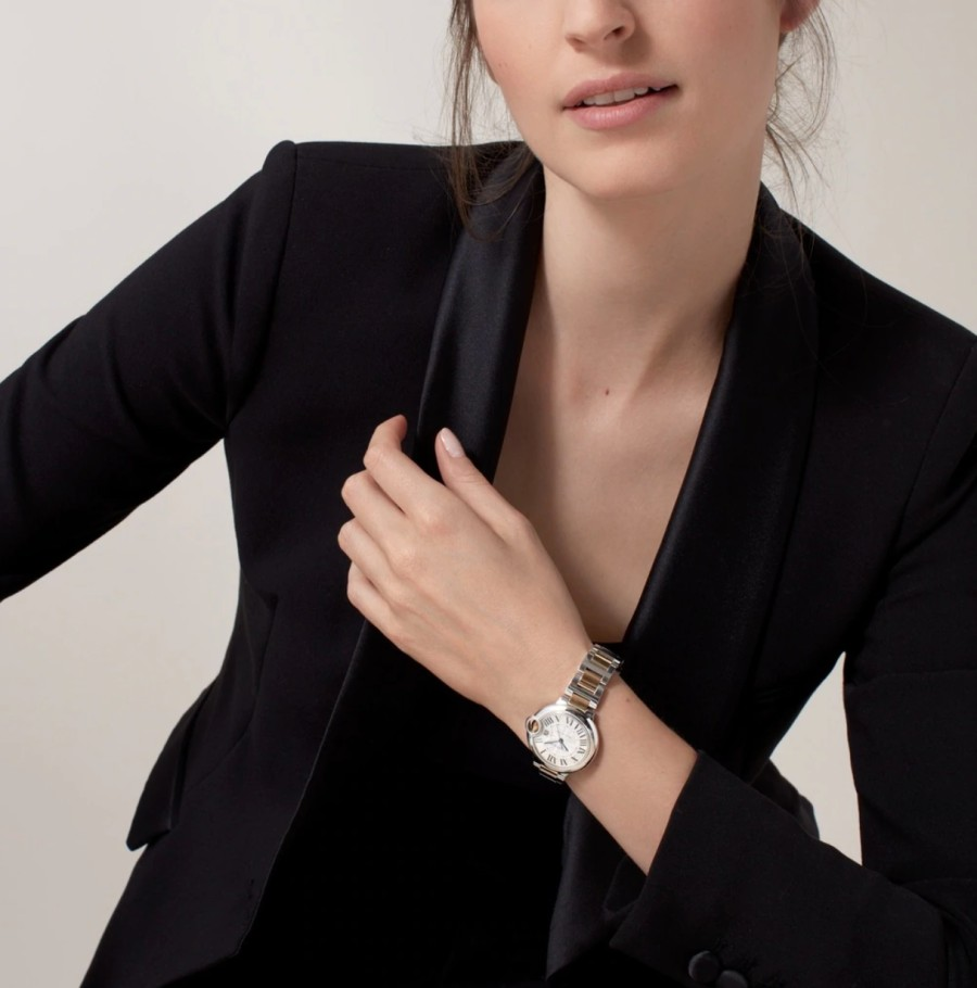 Sustainable luxury watch brands from cartier