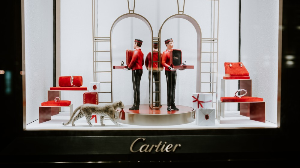 sustainable luxury brands Cartier