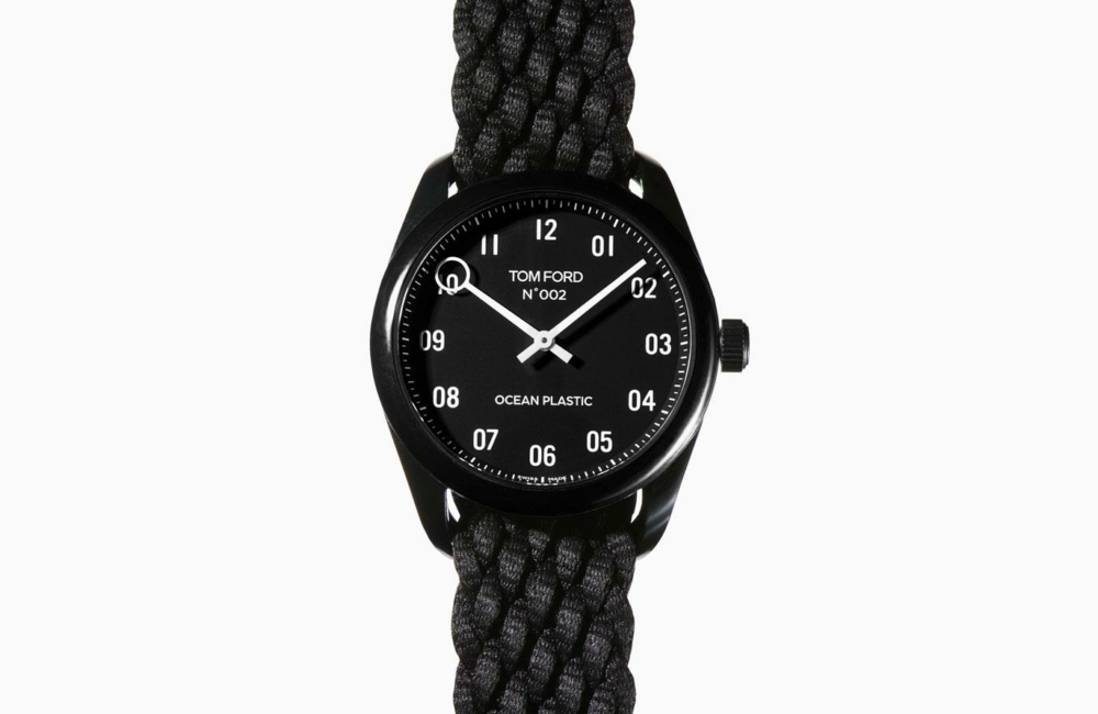 Tom Ford sustainable watch