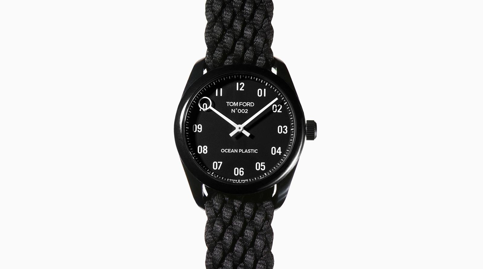 Sustainable luxury watch brands from Tom Ford