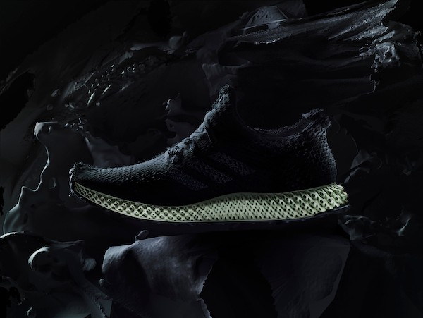 Adidas 4D shoe