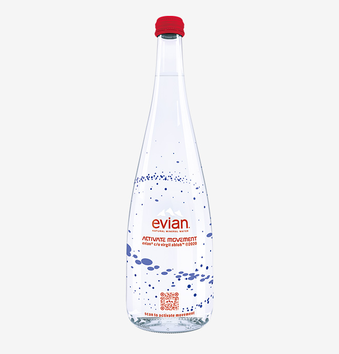 evian sustainability