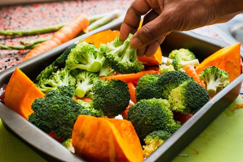 Broccoli calories
