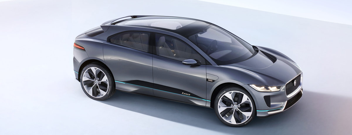Jaguar e-car
