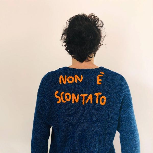 Nachhaltiger Cashmere Pullover von Rifo
