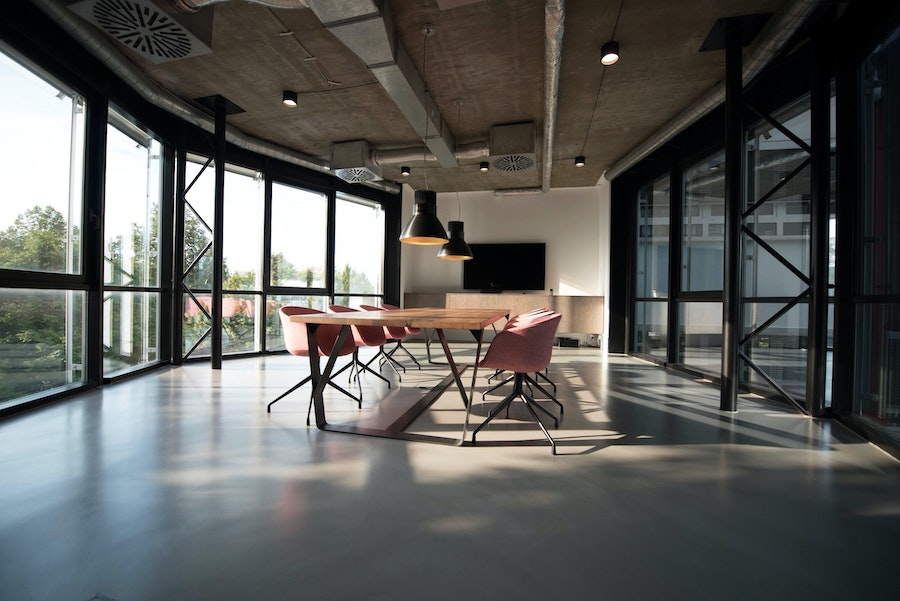New Work Meeting Room