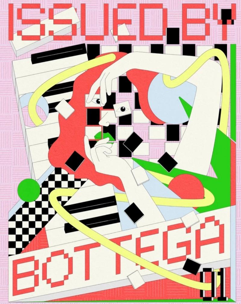 bottega Venta magazine