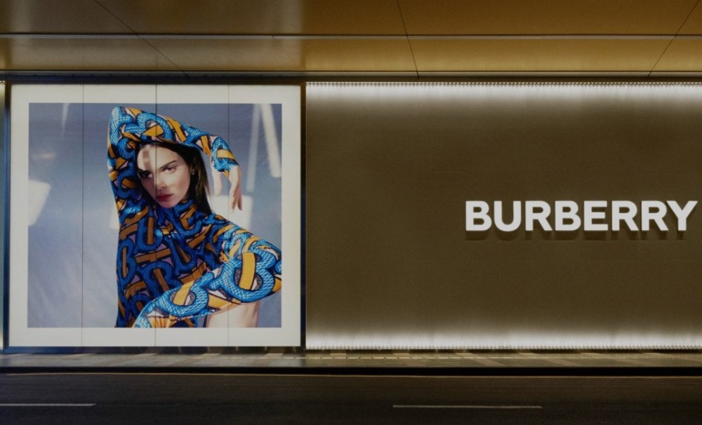 Burberry climate positive by 2040