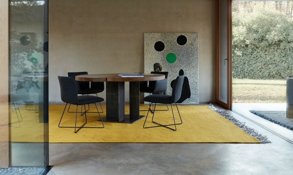 Carpet without pollutants