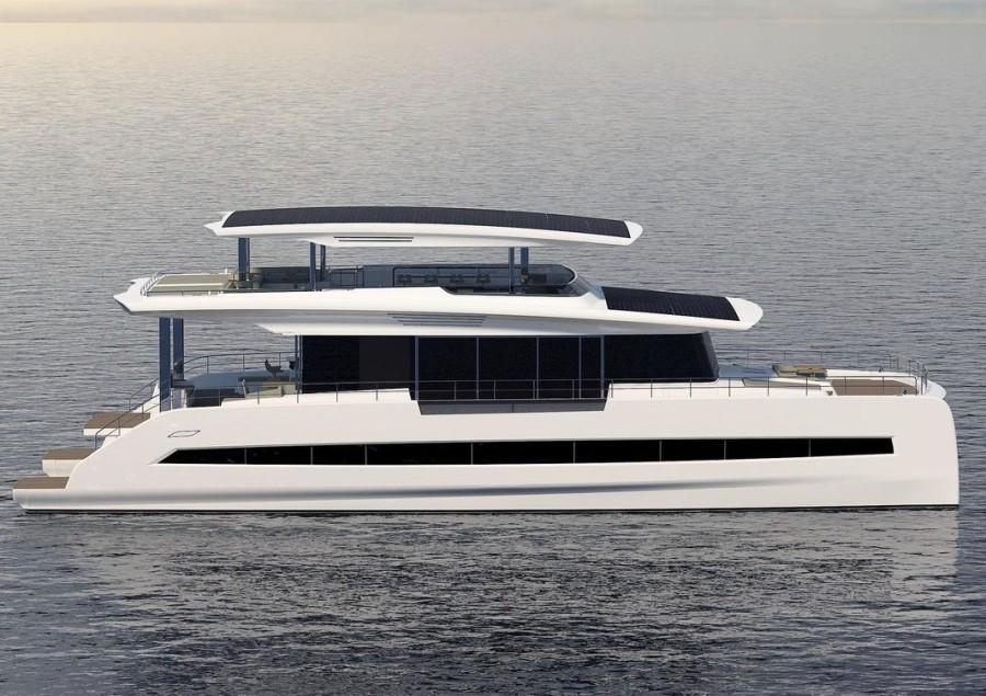 silent yacht