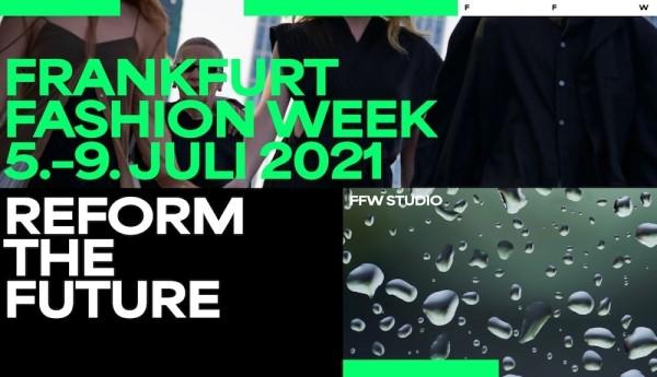 Frankfurt Fashion Week 2021 banner