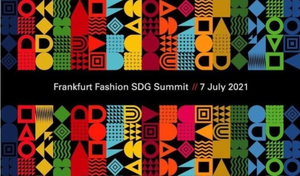 Frankfurt Fashion SDG Summit 2021 banner