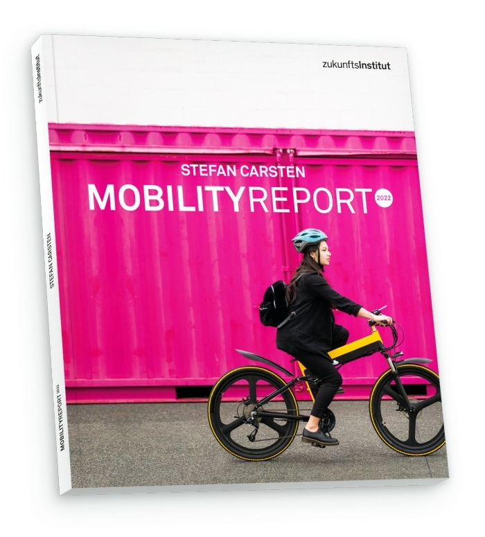 Cover des Mobility Report 2022