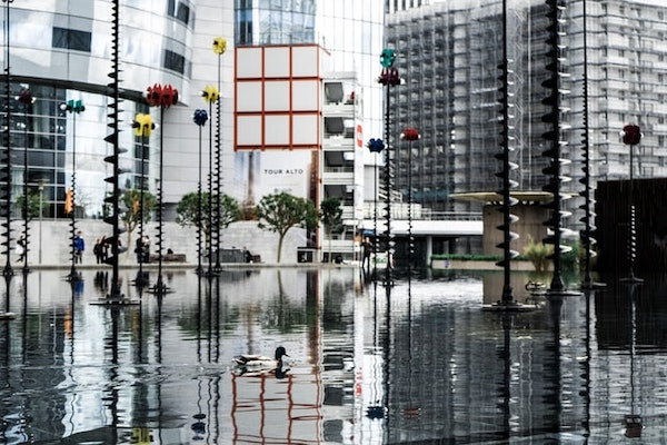 Nachhaltige Stadtentwicklung gegen Überflutung